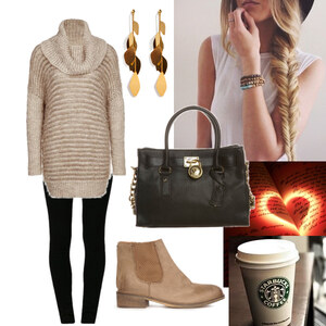 Outfit cosy von Claudia Giese