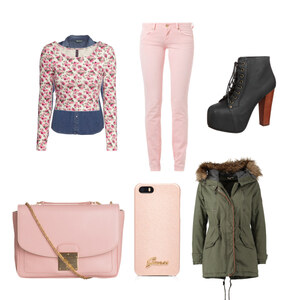 Outfit warmer herbst tag von mariam-abu-daher