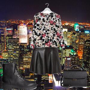 Outfit New york trip von Notenherz