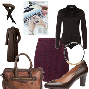 Outfit Office von Laura