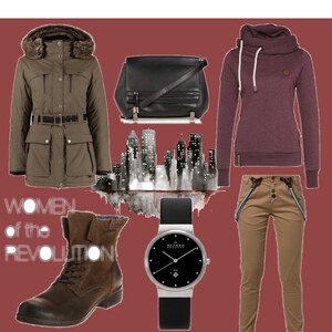 Outfit Chill the city  von Laura