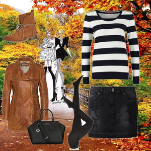 Outfit school day von Laura