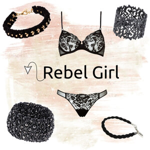 Outfit Rebel Girl von Katinka