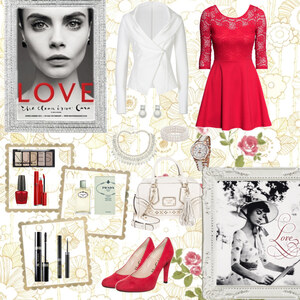 Outfit Time to love von Heidi Bordt