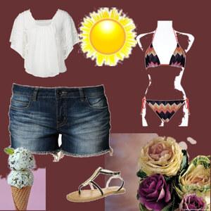 Outfit summer von Laura