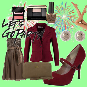 Outfit Silvester  von Laura