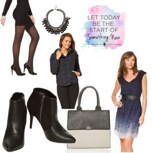 Outfit Just Orsay von Laura