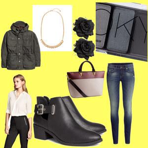 Outfit H&M von Laura