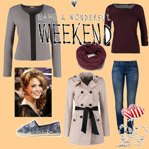 Outfit Just Only von Laura