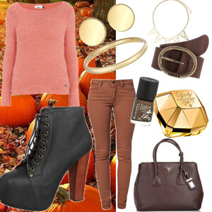 Outfit Flauschigggg !!! :D  von Jeanine