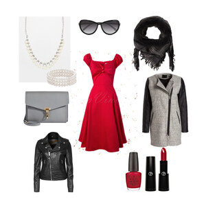 Outfit Tamara von Julie Gaston