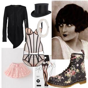 Outfit Artistin von Julie Gaston