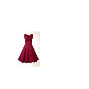 Outfit Red von Elena Bode