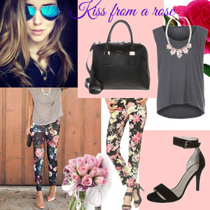 Outfit Kiss from a rose von Claudia Giese