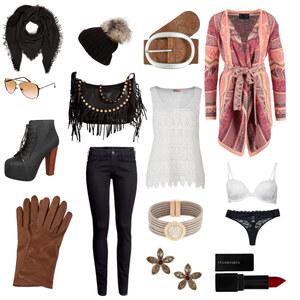 Outfit Mein Winteroutfit von Carmen Gündert