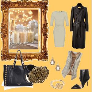 Outfit Das Fest kann kommen von Tanja Dreyer Brock