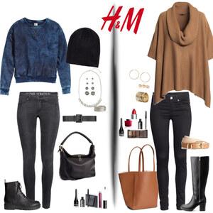 Outfit H&M stuff von Natalie