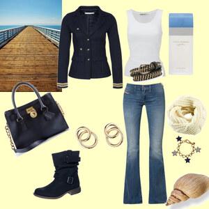 Outfit Ahoi von Tanja Dreyer Brock