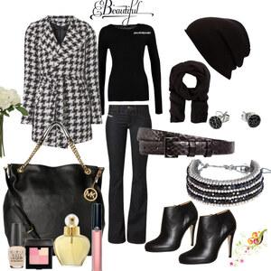 Outfit Winter kann auch schön sein von Almedina SI