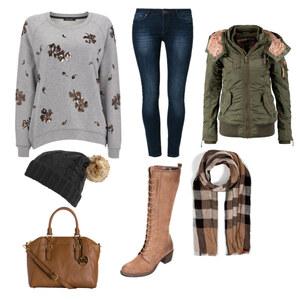 Outfit Winter von serafina-parker