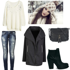 Outfit City-Winter-Outfit von Frabau2509