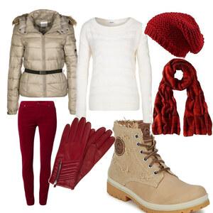 Outfit Weihnachtsmarkt von Frabau2509