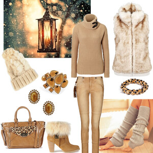 Outfit Winter von Tanja Dreyer Brock