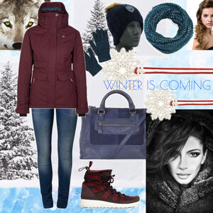 Outfit Winter is coming_ Sanza von Claudia Giese