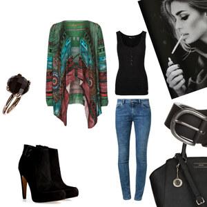 Outfit kleines grün von Anni