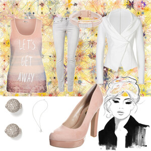 Outfit City in the spring von Laura