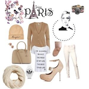 Outfit Paris style *** von