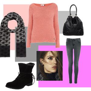 Outfit flauschig :) von Alisa Lillifee