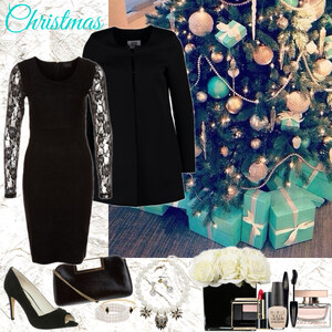 Outfit Christmas dinner von Natalie