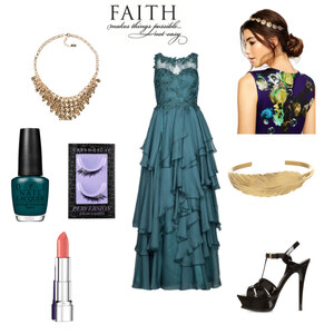 Outfit Faith' Sieger Outfit von serafina-parker