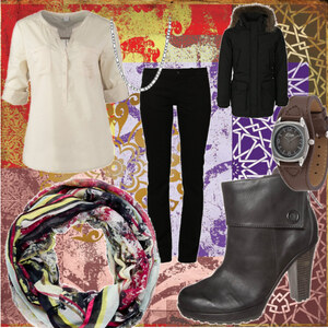 Outfit s.oliver von Laura