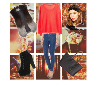 Outfit Herbst von Alexi de Vito