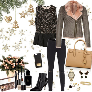 Outfit Christmas Eve von Natalie