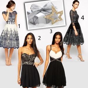 Outfit Schicke Kleider von domodi