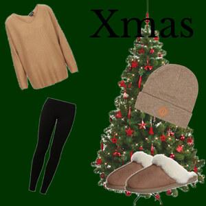 Outfit Xmas for Home von Katinka