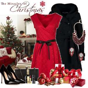 Outfit Miracles of christmas von Justine