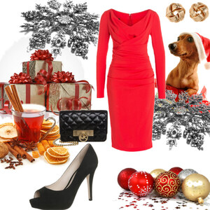Outfit Xmas is coming von Claudia Giese
