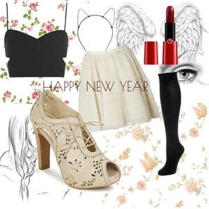 Outfit Happy new Year von Soraya Loch