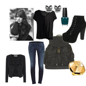 Outfit schoolday von Celine Cecilia
