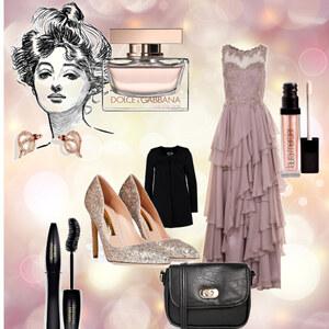 Outfit Gala von Celine Cecilia