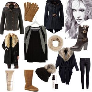 Outfit kalte Tage von selinavolk