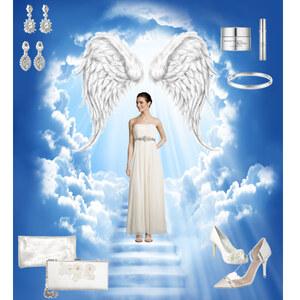 Outfit Engel von selinavolk