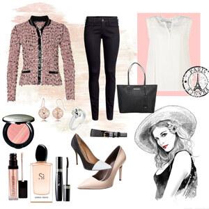 Outfit Ein Tag in Paris von selinavolk