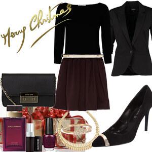 Outfit Heiligabend <3 von Nisa