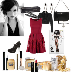 Outfit casual glam von Celine Cecilia