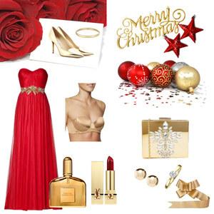 Outfit Weihnachtszauber von selinavolk